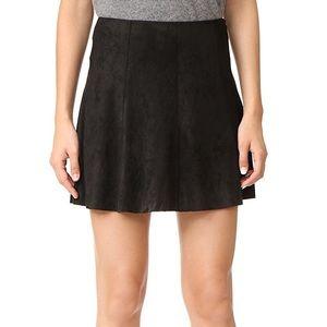 Bb Dakota kimber skirt faux suede